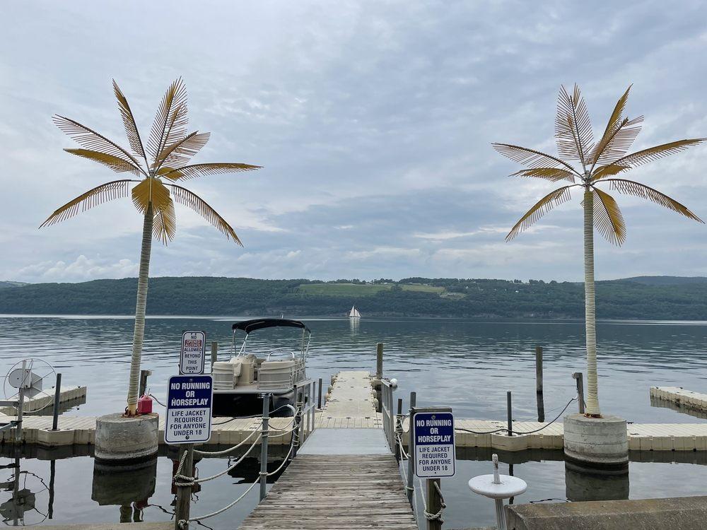 Tiki Bar on Seneca Lake: 3425 County Rd 30, Watkins Glen, NY