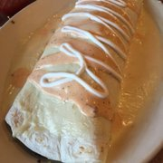 Wet Burrito Photo Of Acapulco Mexican Restaurant Woodbury Mn United States