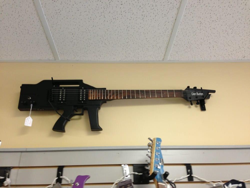 Guns & Guitars: 1085 W Pioneer Blvd, Mesquite, NV