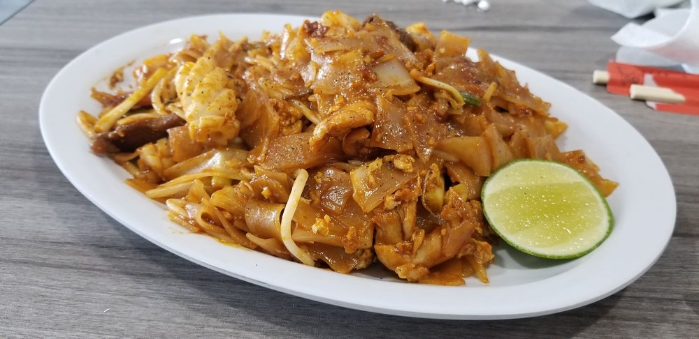 Lil Thai Cafe: 568 Waldron Rd, La Vergne, TN