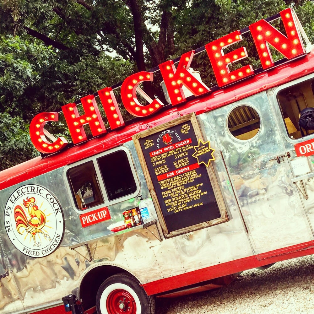 Restaurants Rainey St Austin