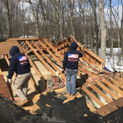 Photo Of American Home Contractors Florham Park Nj United States Storm Damage