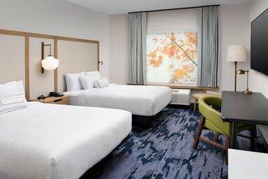 Fairfield by Marriott Inn & Suites Knoxville Lenoir City/I-75: 370 Adesa Parkway, Lenoir City, TN