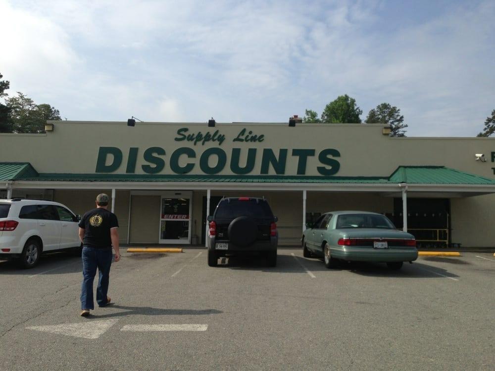 Supply Line Discounts: 1190 Bill Tuck Hwy, South Boston, VA