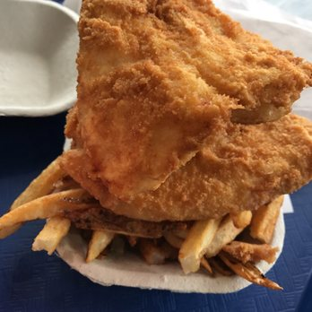 Spud fish chips 205 photos 350 reviews seafood for Spuds fish and chips