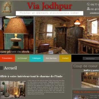 Meubles Indiens Via Jodhpur Antiques La Batardière Gorges