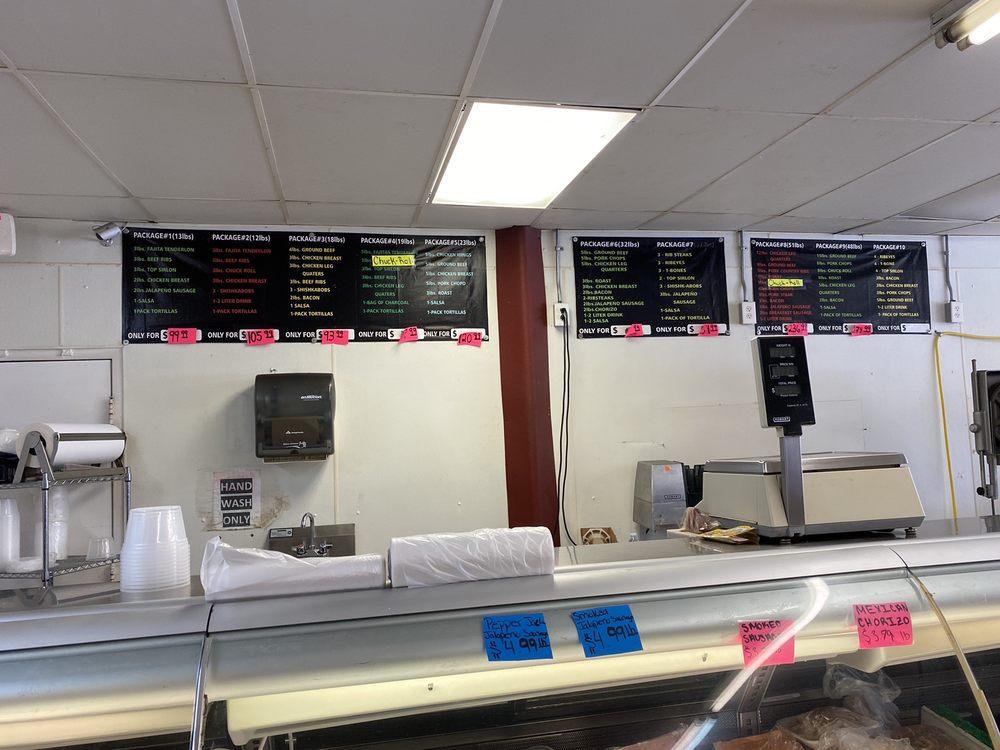 Las Tapatias Meat Market: 601 E Business 190, Copperas Cove, TX