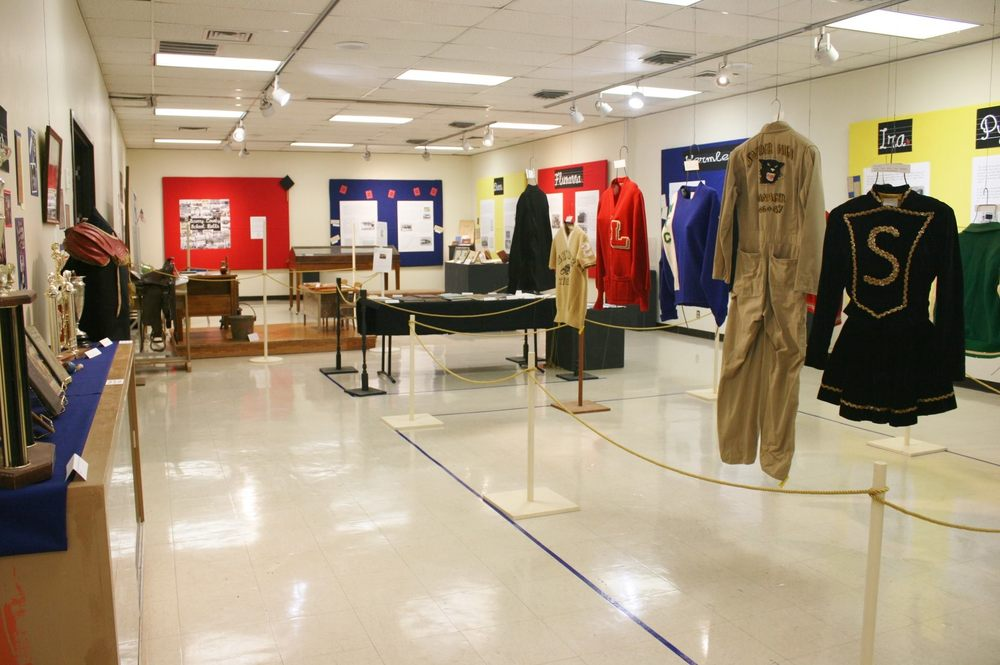Scurry County Museum: 6200 College Ave, Snyder, TX