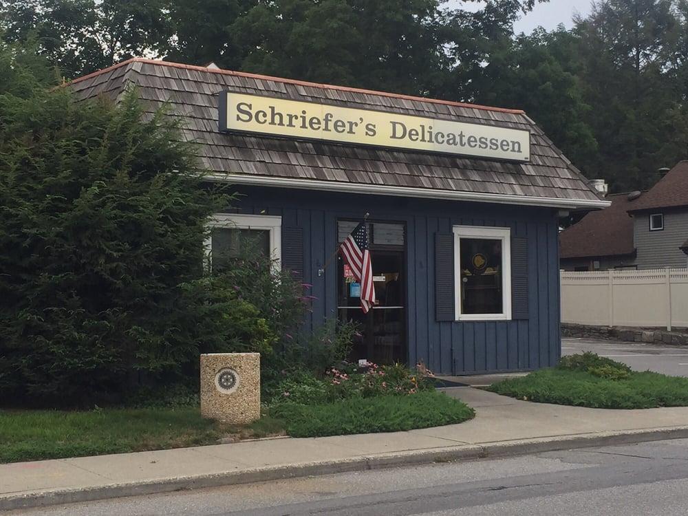 Schriefer's Delicatessen Inc: 459 Main St, Armonk, NY
