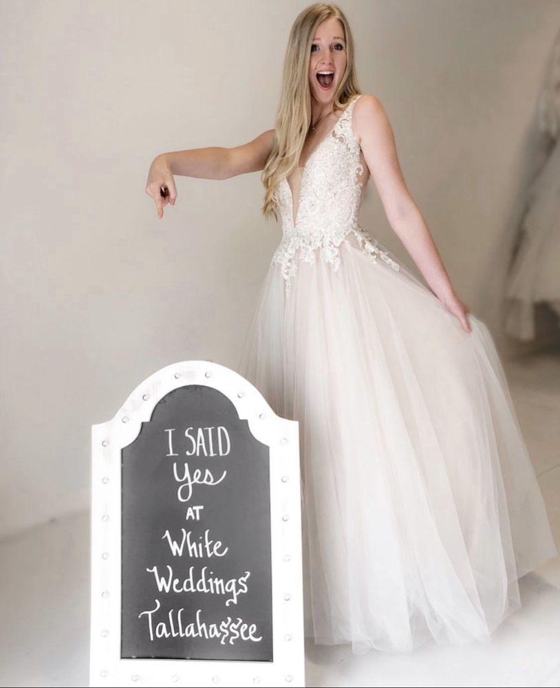 White Weddings Tallahassee: 6265 Old Water Oak Rd, Tallahassee, FL