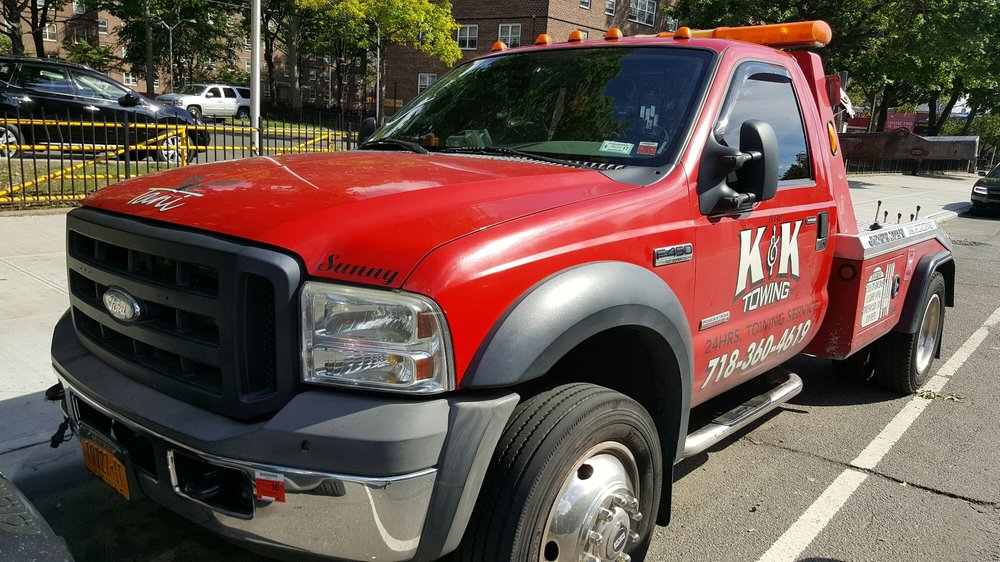 Towing business in Queens, NY