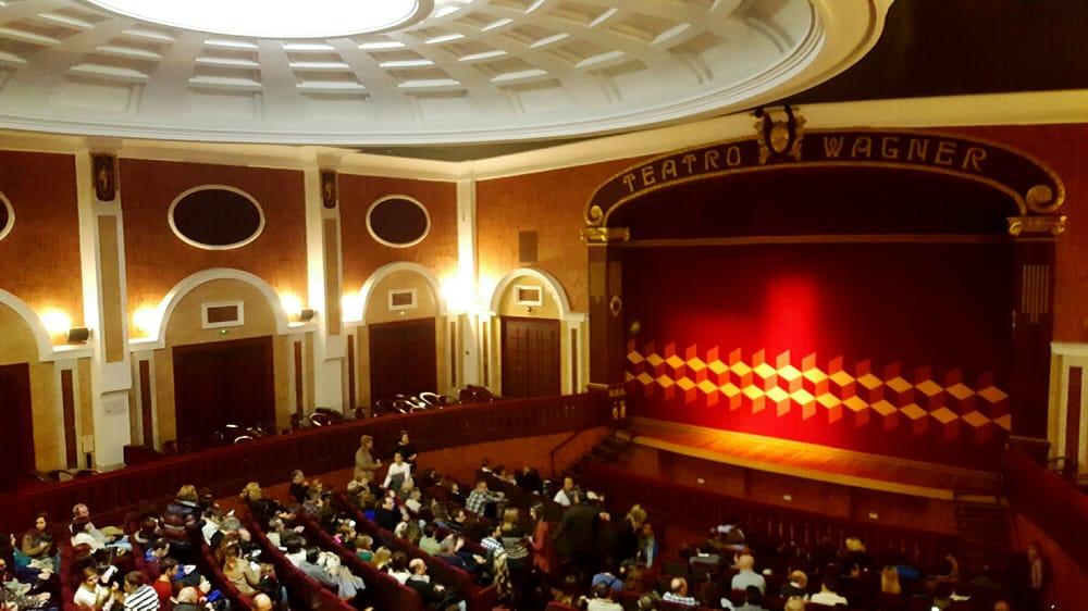 Teatro wagner performing arts calle castelar 10 aspe for Calle castelar