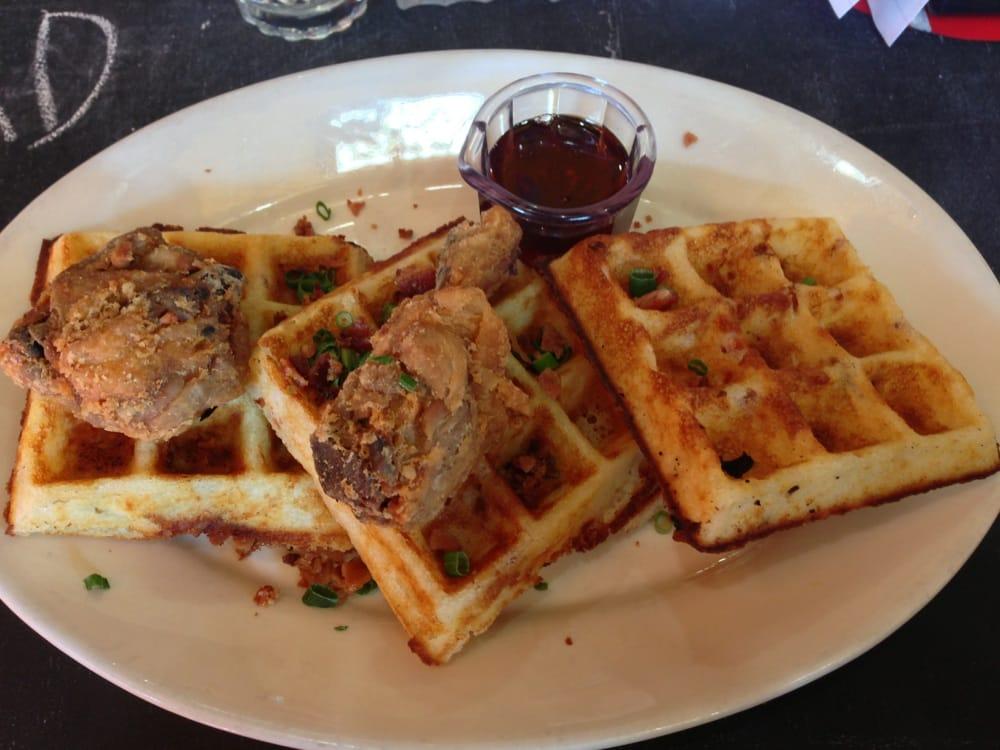 Waffles Cafe Yelp