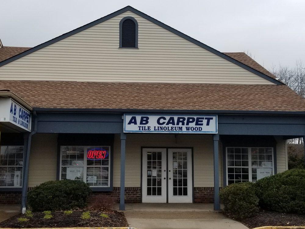 AB Carpet: 1600 Perrineville Rd, Monroe Township, NJ