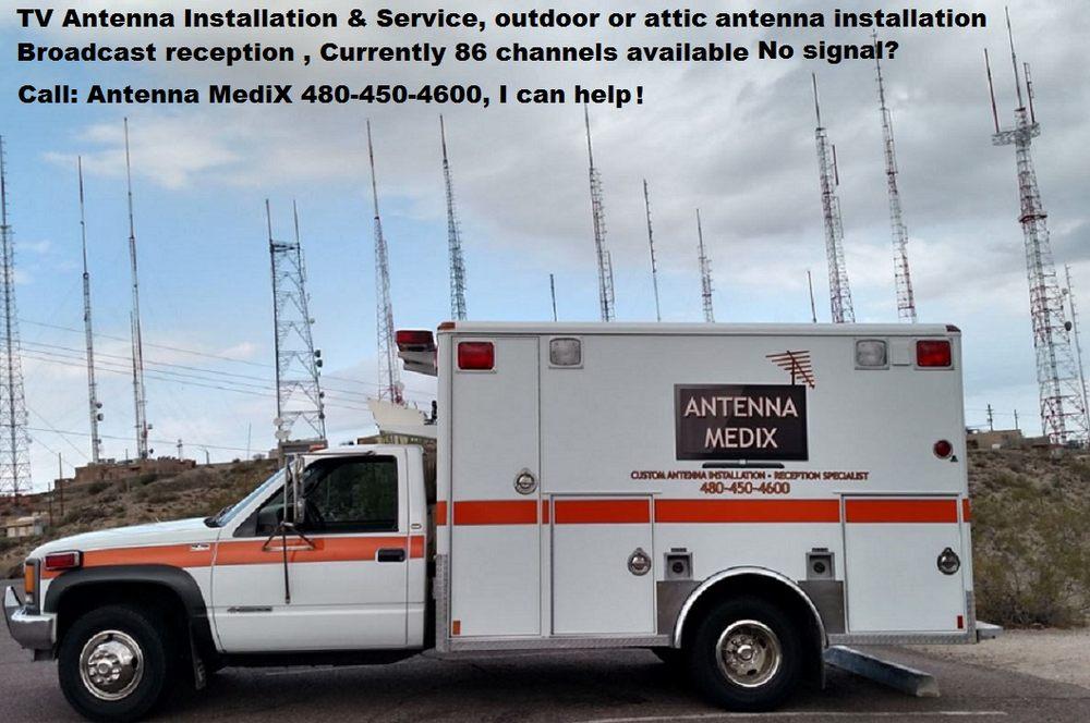 Antenna Medix - 14 Reviews - TV Mounting - Phoenix, AZ