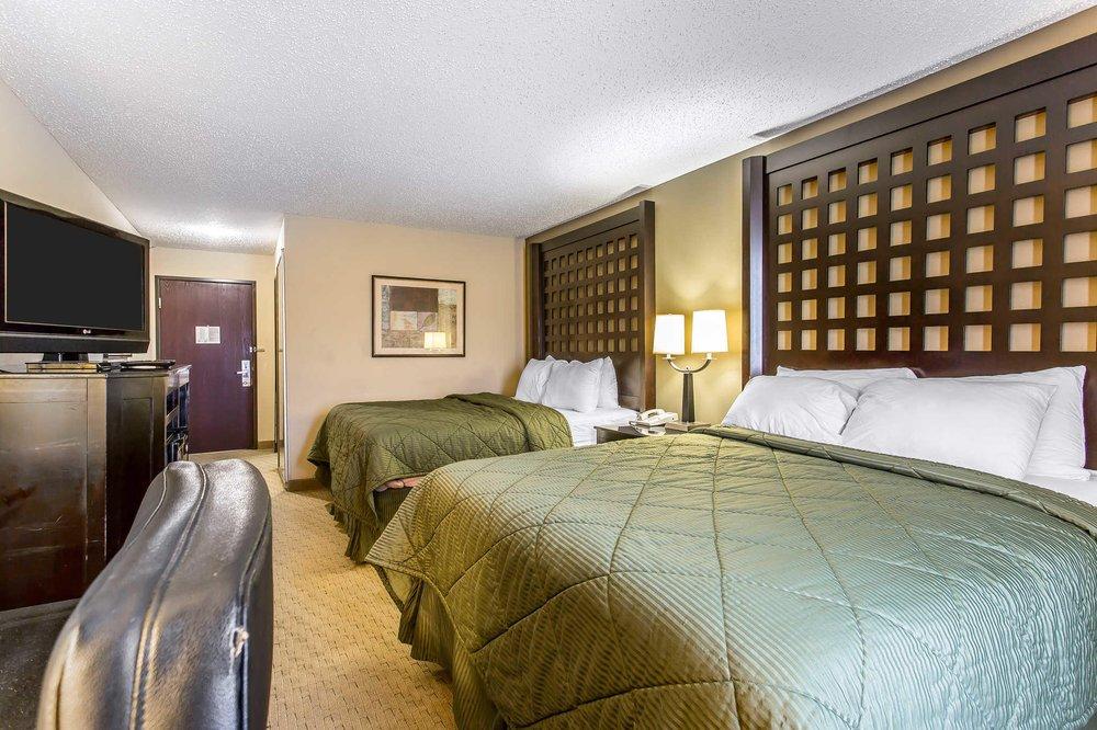 Quality Inn & Suites Durant: 2112 W Main St, Durant, OK