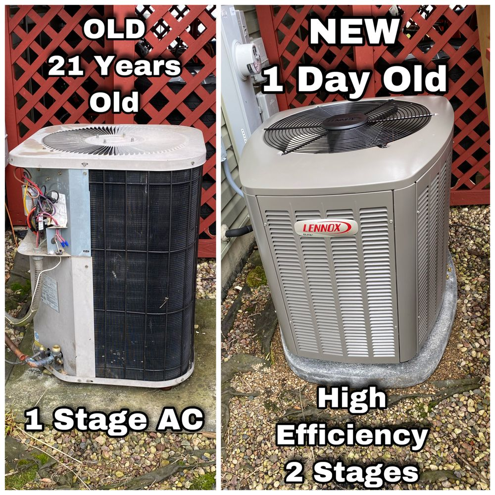 McNally's Heating and Cooling: 707 Colomba Ct, St. Charles, IL