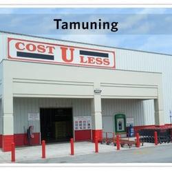 Cost U Less >> Cost U Less Wholesale Stores 265 Chalan San Antonio Road