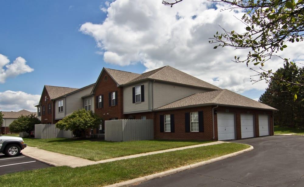 Cabot Cove Apartments Hilliard Ohio