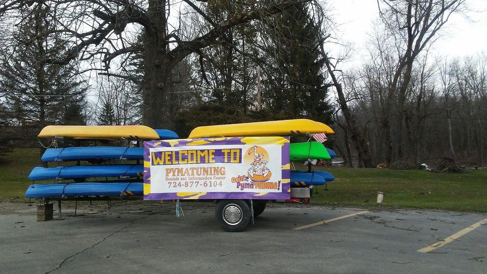 Pymatuning Rentals and Information Center: 1 Gibson St, Jamestown, PA
