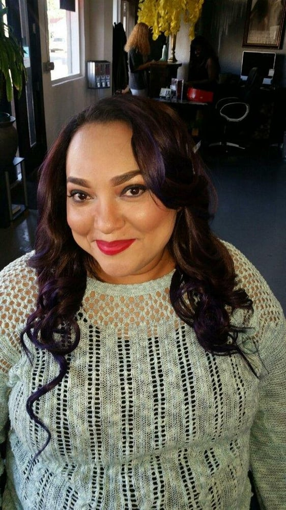 Hair and makeup yelp for Salon vizions