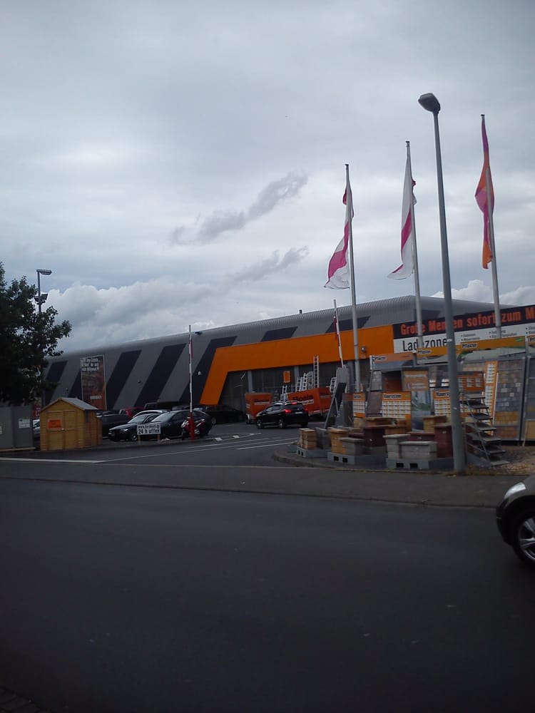 Hornbach Baumarkt Baustoffe August Thyssen Str 10