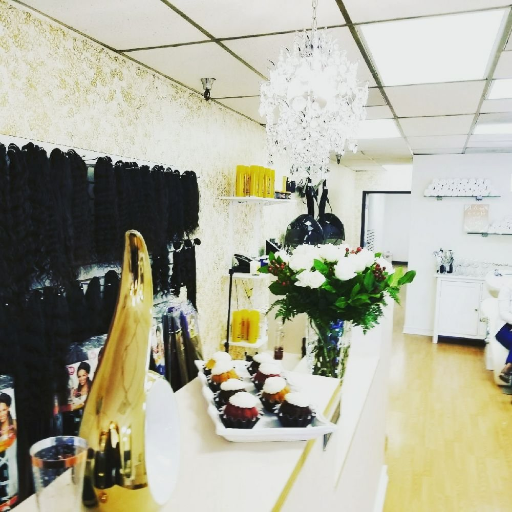 Ggs Hair Extensions Boutique Braiding Salon Yelp