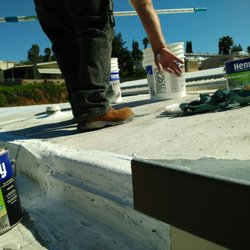 Photo Of BJu0027s Mobile Home Service   El Cajon, CA, United States. We. We Use  Henryu0027s Roof Coating ...