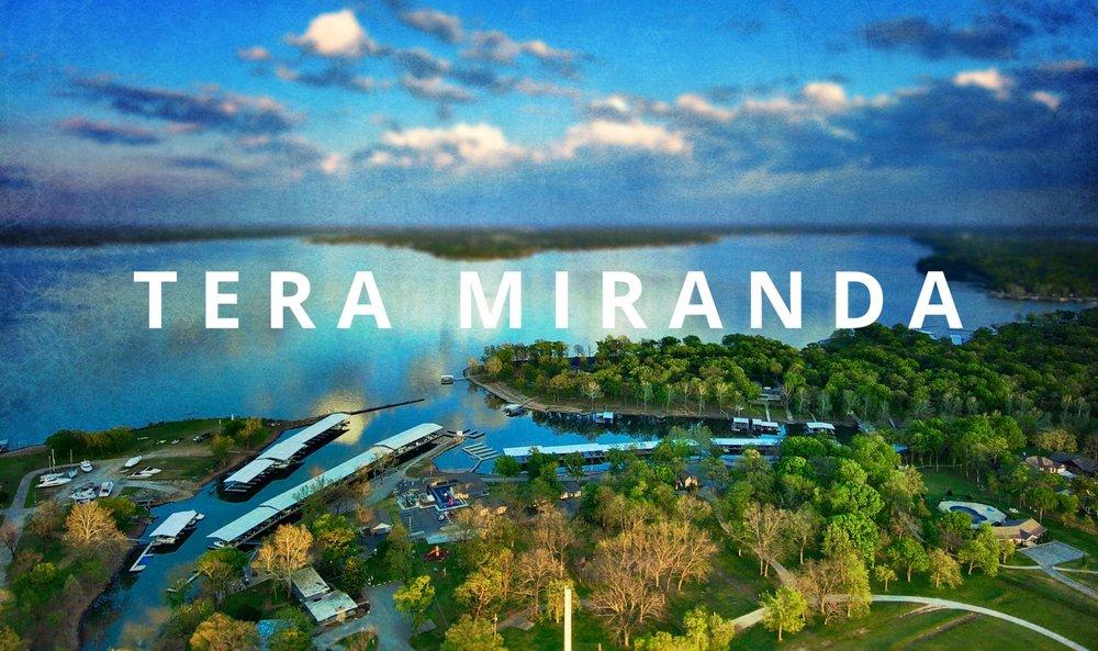The Quarterdeck Waterfront Cafe' Tera Miranda: 28251 S 561st Rd, Monkey Island, OK