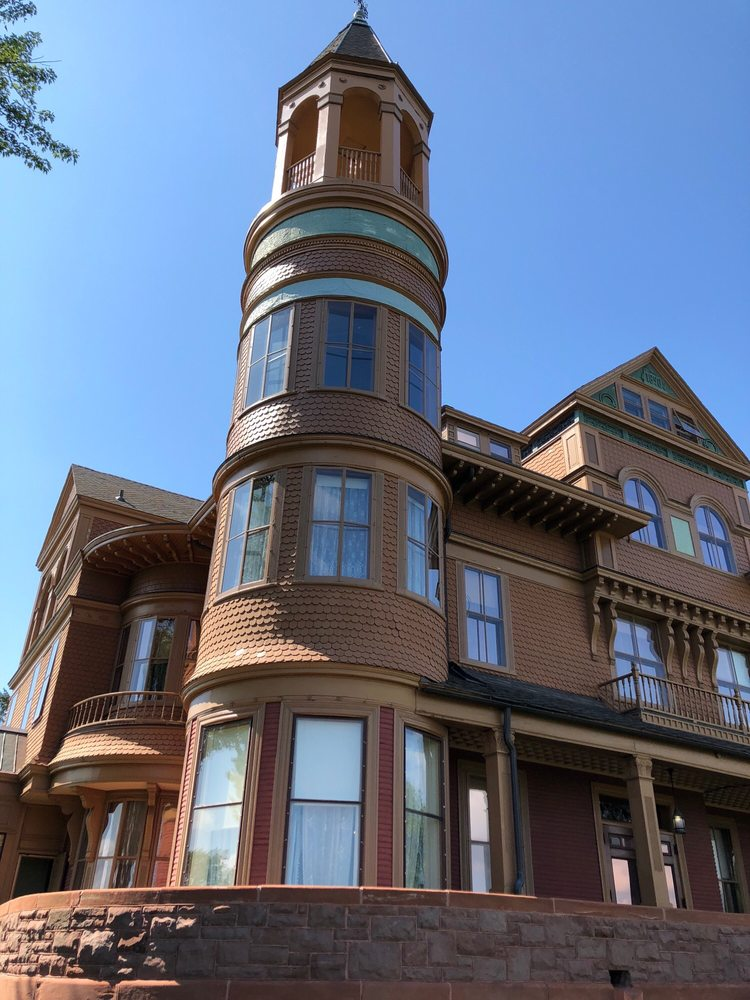 Fairlawn Mansion & Museum: 906 E 2nd St, Superior, WI