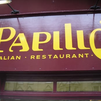 Papilio Restaurant Bruntsfield Edinburgh