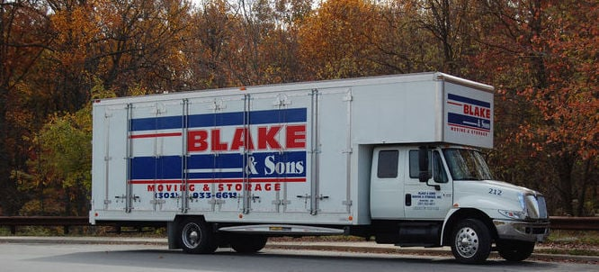 Photo of Blake & Sons Moving & Storage: Clarksburg, MD