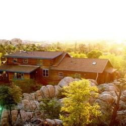 Photo Of Log Cabin Bed U0026 Breakfast   Prescott, AZ, United States. The