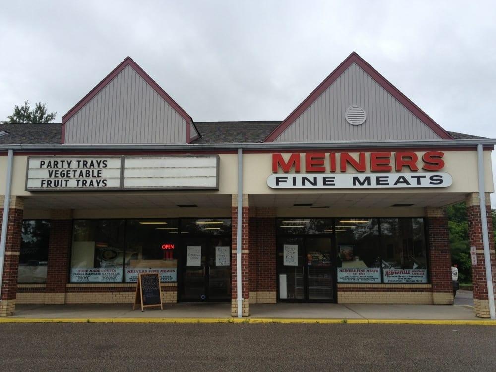 Meiners Meats: 6117 Cleves Warsaw Pike, Cincinnati, OH