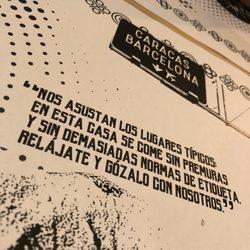 La Caleta de Sants - 30 Photos - Spanish - Carretera de la Bordeta