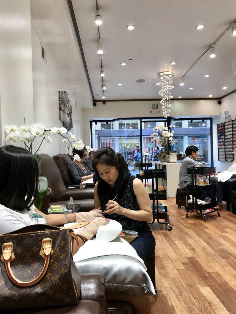 Lotus Nail Salon: 11 Maiden Ln, San Francisco, CA