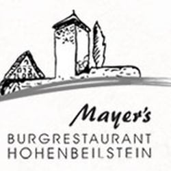 mayer s burgrestaurant hohenbeilstein deutsch langhans 1 beilstein baden w rttemberg. Black Bedroom Furniture Sets. Home Design Ideas