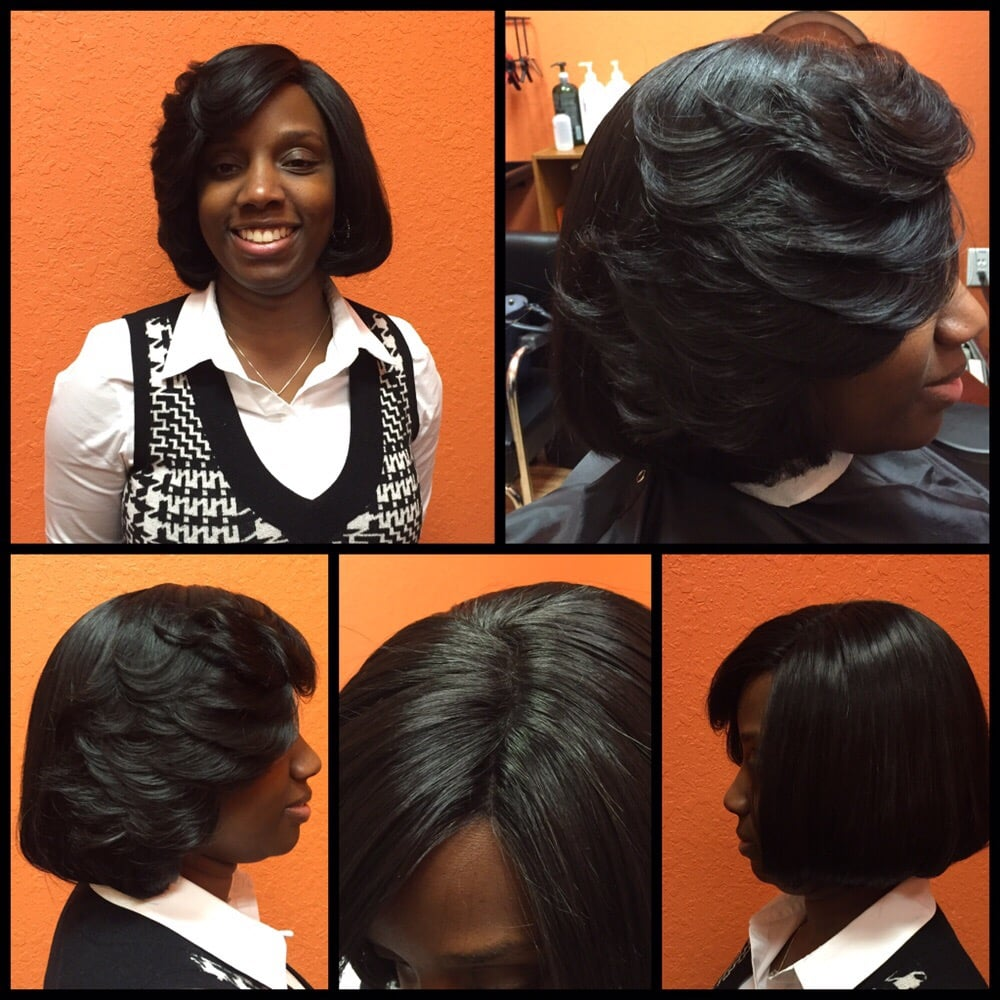 Full protective sewin with lace closure yelp for 3 13 salon marietta ga