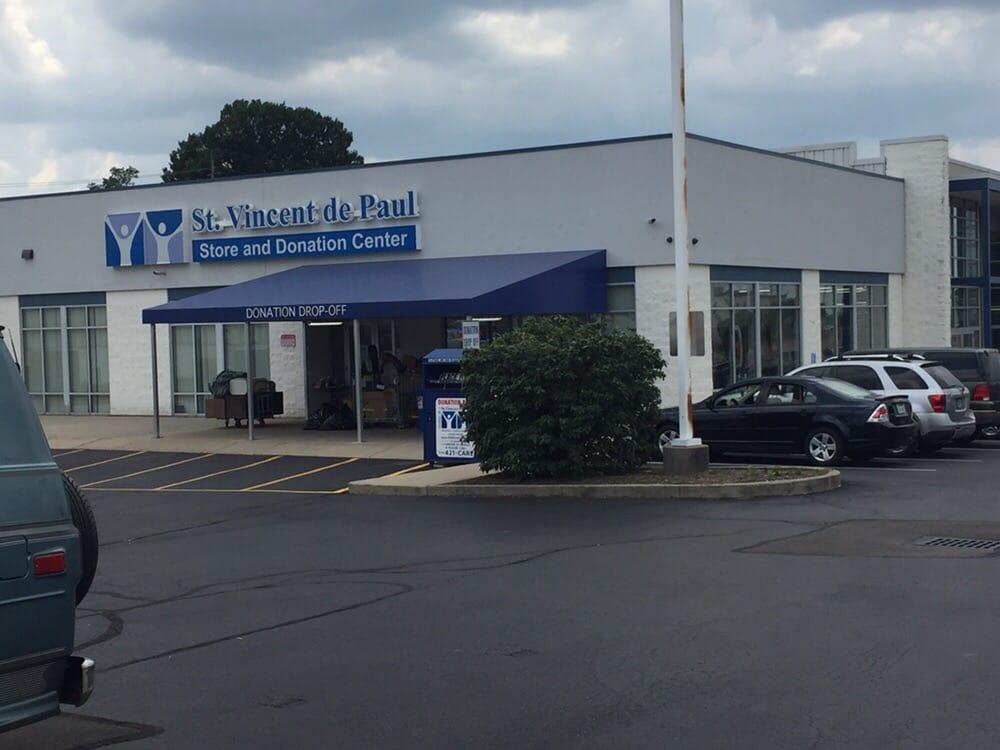 St. Vincent de Paul Thrift Store: 3015 Glennhills Way, Cincinnati, OH
