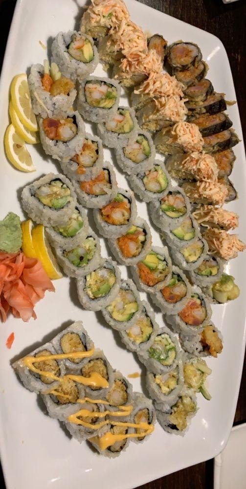 King Kong Sushi: 1306 Celebrity Cir, Myrtle Beach, SC