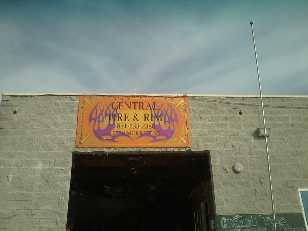 Central Tires And Rims: 10830 Merritt St, Castroville, CA