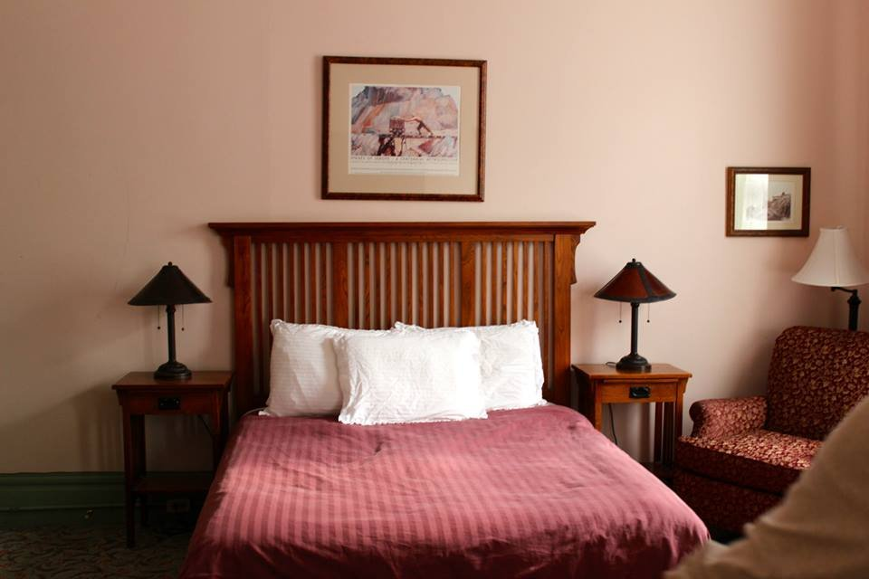 Connor Hotel: 164 Main St, Jerome, AZ