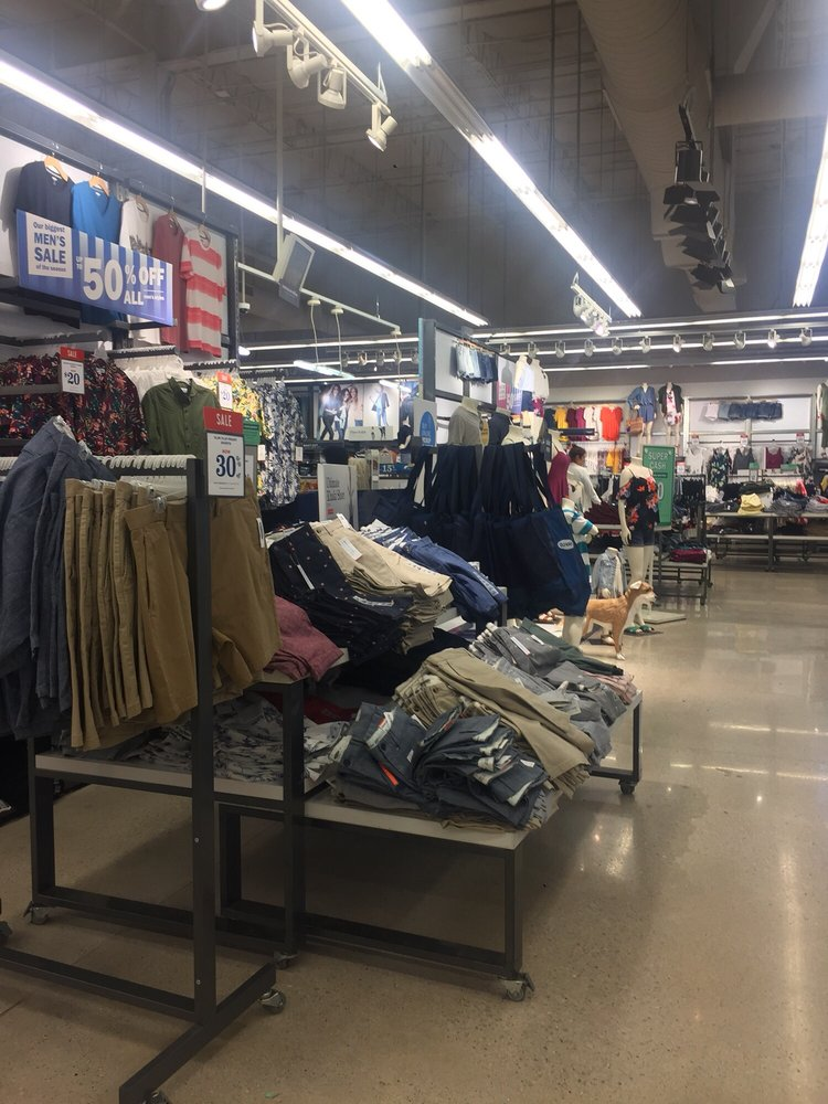 Old Navy Clothing Store