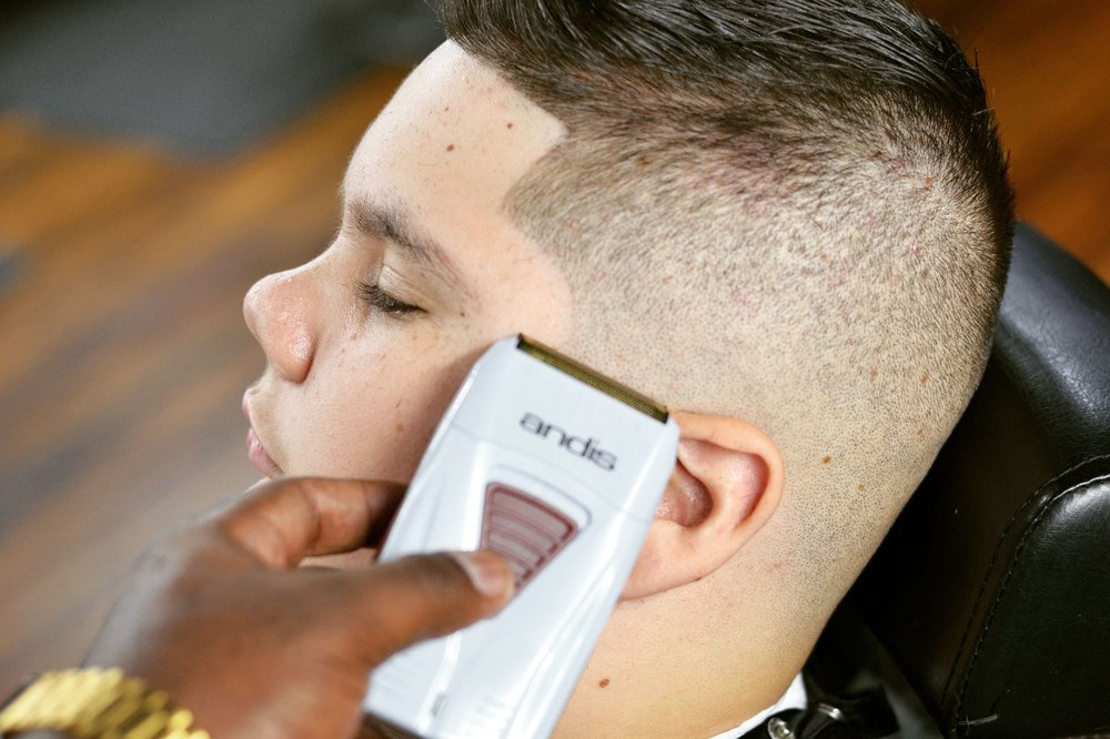 Jay Blendz Barbershop: 37 Prospect St, Amsterdam, NY