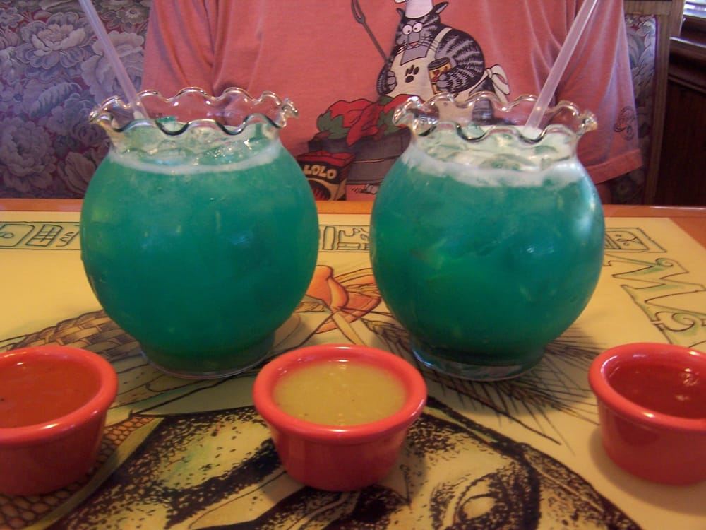 Fish bowl drinks yelp for Fish bowl punch