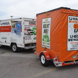 Photo Of U Haul Moving Storage At Ridgeway Ave Greece Ny