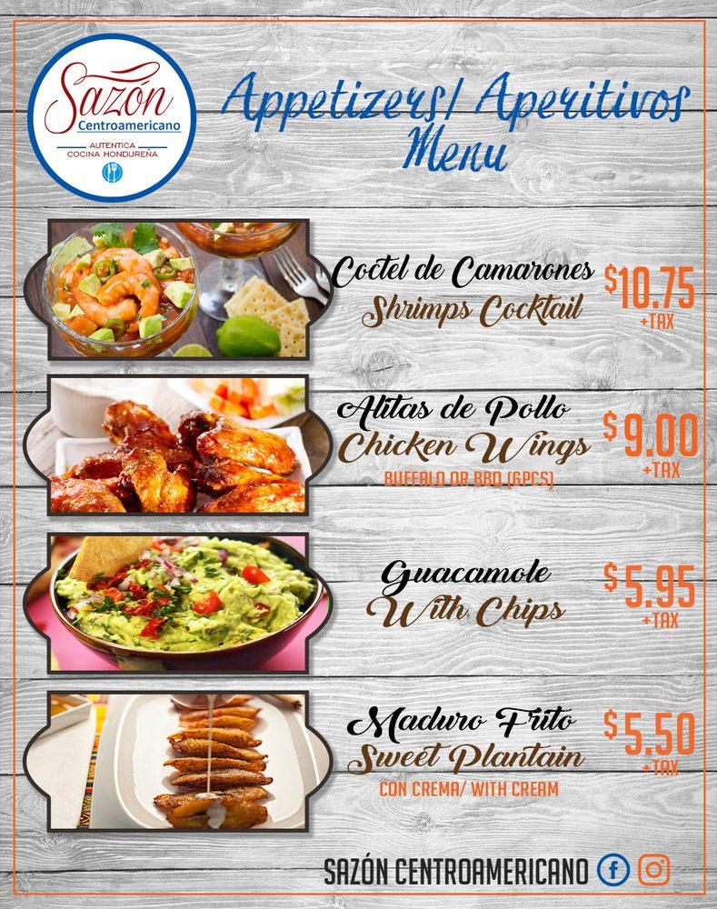 Sazon CentroAmericano - Order Food Online - 41 Photos & 17 Reviews ...