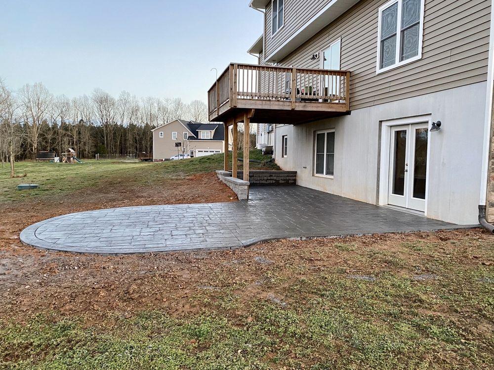 JR Anderson Concrete: 420 Southlake Blvd, North Chesterfield, VA