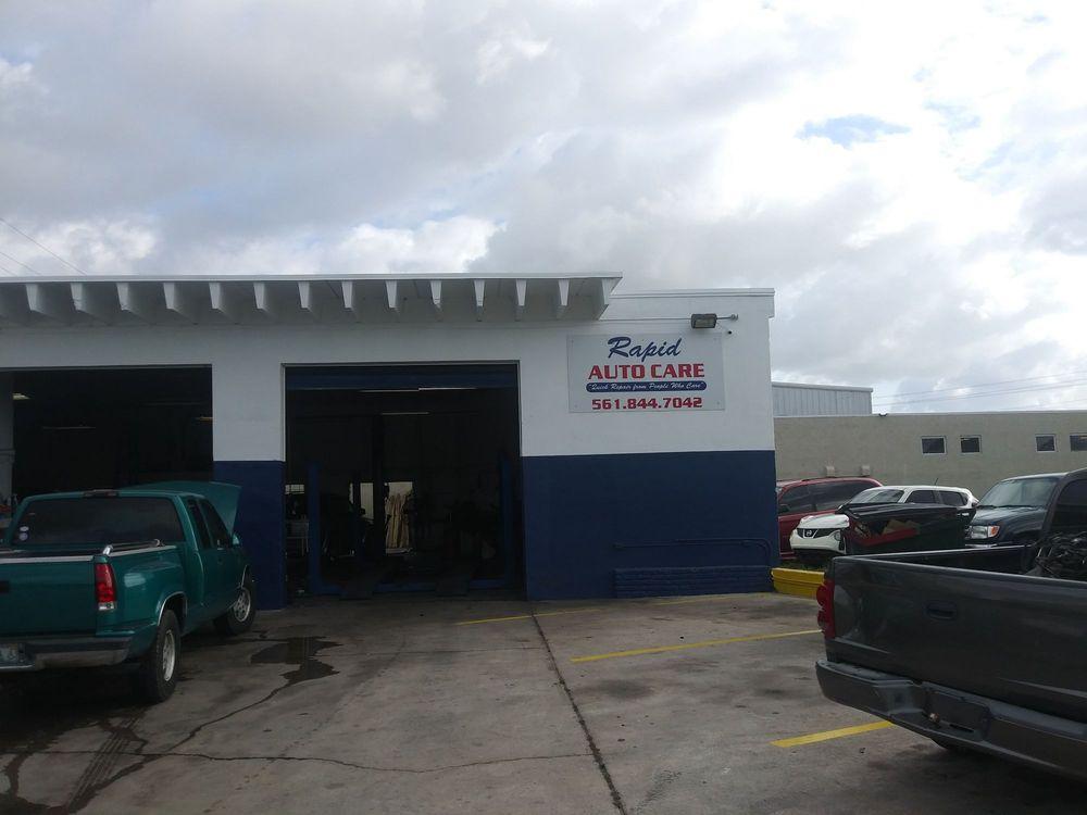 Rapid Auto Care: 1045 Silver Beach Rd, Lake Park, FL