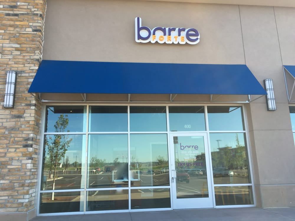 Barre Forte: 14375 Orchard Pkwy, Westminister, CO